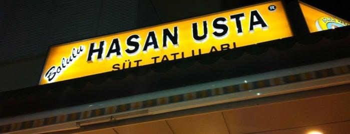 Bolulu Hasan Usta is one of Posti che sono piaciuti a Özge.