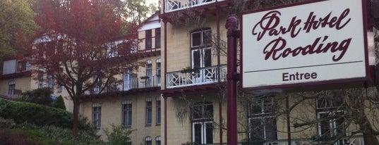 Parkhotel Valkenburg is one of Chantal 님이 좋아한 장소.