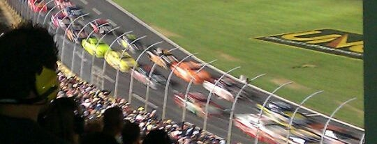 Charlotte Motor Speedway is one of Great Sport Locations Across United States.