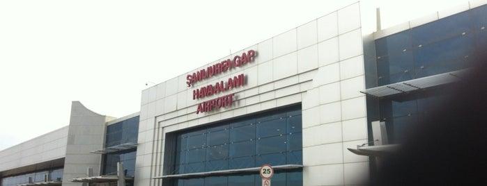 Şanlıurfa GAP Havalimanı (GNY) is one of Türkiye'deki Havalimanları.