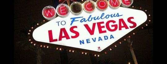 Las Vegas is one of Vegas Bound Bitches 13'.