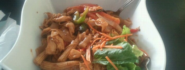Red Curry Thai is one of atlanta.