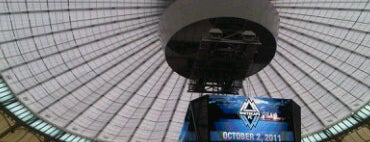 BC Place is one of Vancouverite - Best Places In and Around Vancouver.