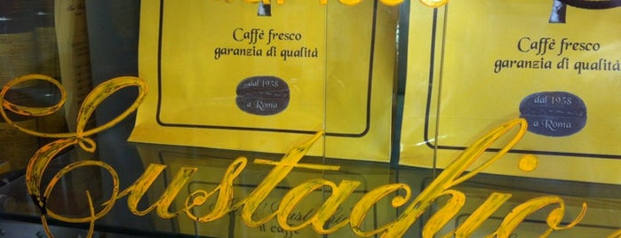 Sant'Eustachio Il Caffè is one of World Gourmet Guide.