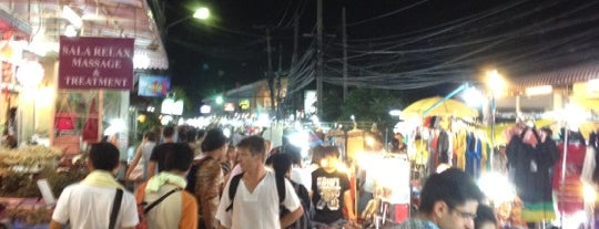 Lamai Walking Street is one of VACAY - KOH SAMUI.