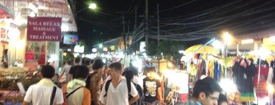 ถนนคนเดินละไม is one of VACAY - KOH SAMUI.