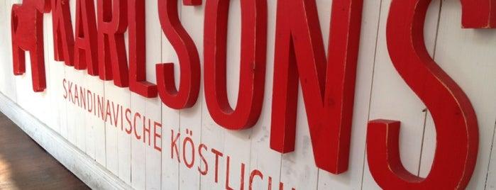 Karlsons is one of Hamburg Essen.