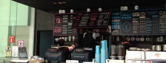 Cielito Querido Café is one of Buen servicio a clientes.