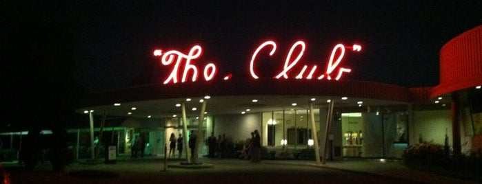 The Club atop Red Mountain is one of Posti che sono piaciuti a Christy.