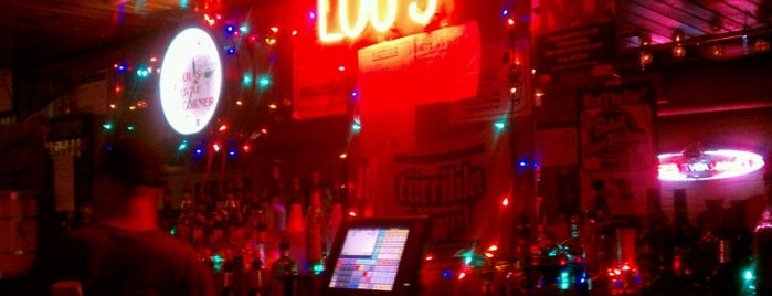 Lou's Little Corner Bar is one of BEST PLACES TO GET PIZZA IN PITTSBURGH!.