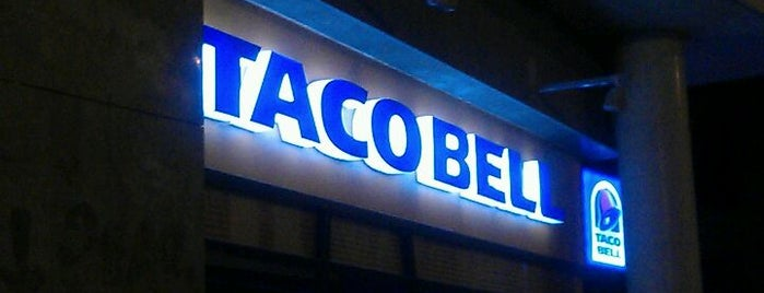 Taco Bell (Fuencarral) is one of Madrid to-do.