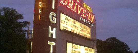 Starlight Six Drive-In is one of Atlanta History.