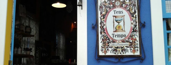 Tens Tempo is one of Florianopolis.