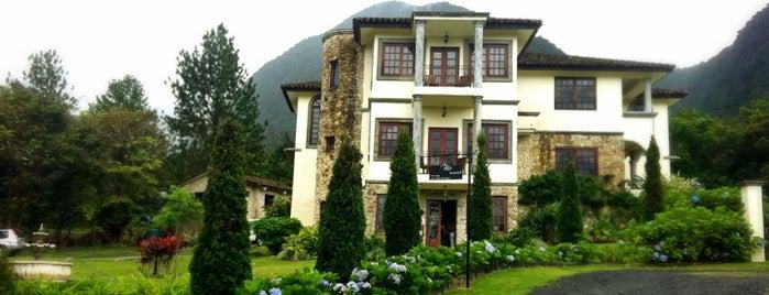 Los Mandarinos Boutique Hotel & Spa is one of Tempat yang Disimpan Coleen.