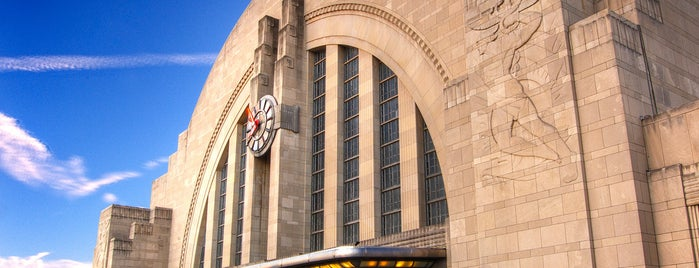 Cincinnati Museum Center at Union Terminal is one of Museums.