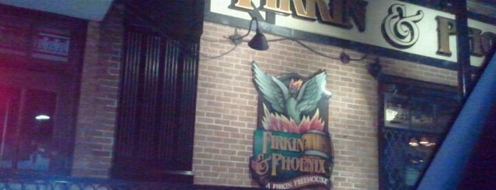The Phoenix on Westheimer is one of BEST BARS - SOUTHWEST USA.