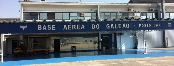 Base Aérea do Galeão (BAGL) is one of Base Aérea.