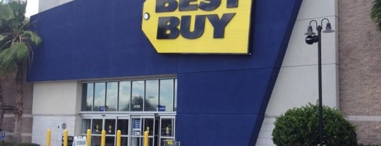 Best Buy is one of Favorite Places to visit!.