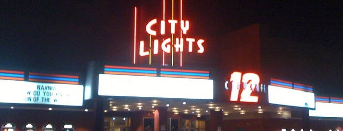City Lights Theatres is one of Entertainment.