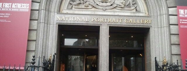 National Portrait Gallery is one of London as a local.