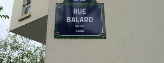 Place Balard is one of Stéphaneさんのお気に入りスポット.