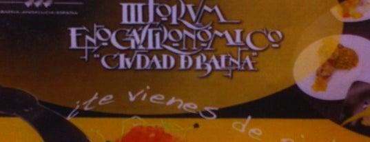 Bodega Palacios is one of Donde Comer en Baena.