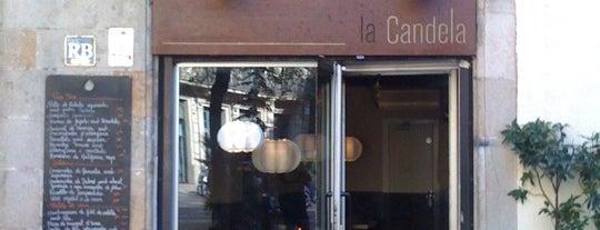 La Candela is one of Barcelona.