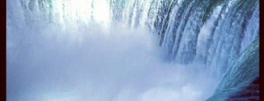 Niagara Falls (Canadian Side) is one of wonders of the world.