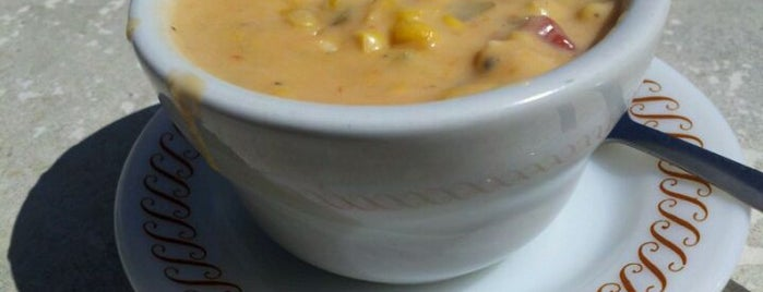 Soup's On Cafe is one of Best places to go in Mark Twain Country!.