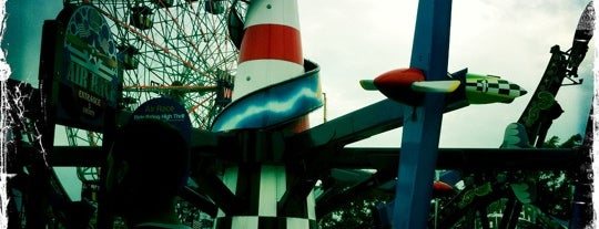Luna Park is one of Top Picks for having Fun in Coney Island.