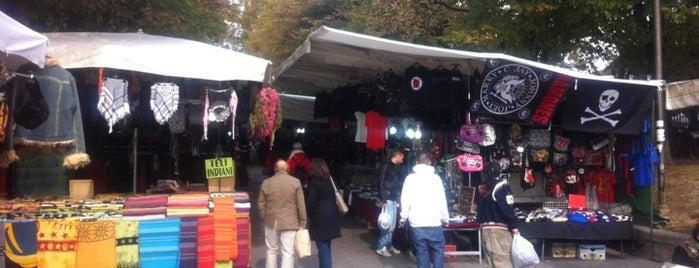 Mercato della Piazzola is one of I mercati di Bologna.