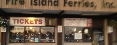 Fire Island Ferries - Main Terminal is one of The Great Outdoors NY.