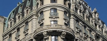 The Ansonia is one of IWalked NYC's Upper West Side (Self-guided tour).