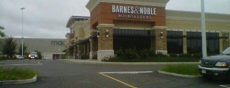 Barnes & Noble is one of Things To Do In & Around Monmouth University.