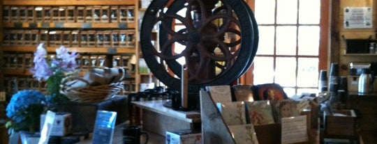 Sisters Coffee Company is one of My Favorite Coffee Shops.