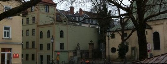 Stephansplatz is one of Munich.