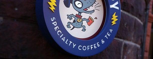 Wired Puppy is one of #ThirdWaveWichteln Coffee Places.