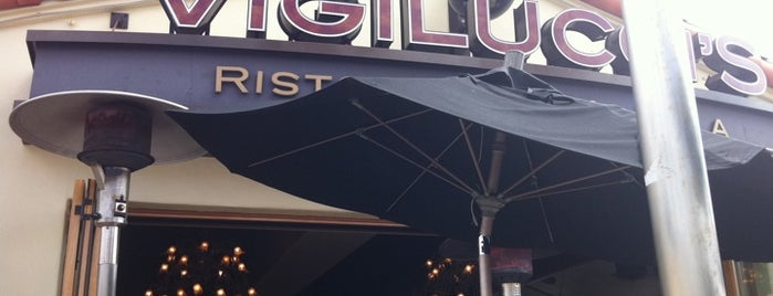 Vigilucci's Ristorante is one of Good Eats: South SD Edition.
