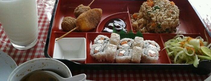 Sushi Mottoi is one of Comida japonesa y más.