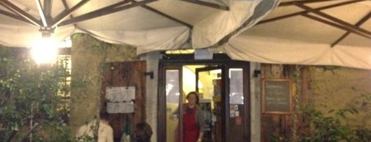 Trattoria da Teo is one of Rome & Florence.