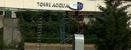Torre Aqua is one of Santiago Argüero 님이 좋아한 장소.