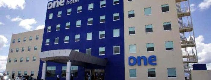 One Hoteles is one of Locais curtidos por Jose Juan.
