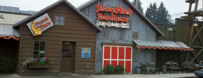 Jimmy Mac's Roadhouse is one of Been There, Ate It.