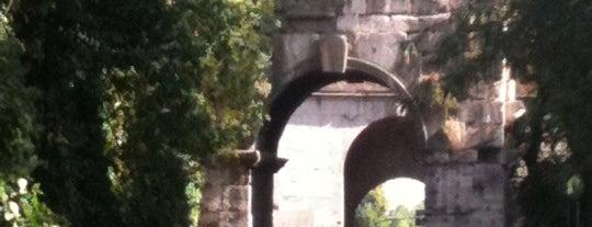 Porta San Sebastiano is one of 101 cose da fare a Roma almeno 1 volta nella vita.