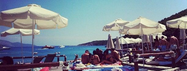 Almara Beach Club | Oblatno is one of Out of Belgrade.