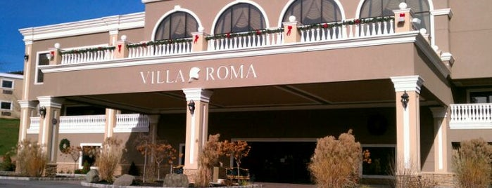 Villa Roma Resort & Conference Center is one of Around Narrowsburg.