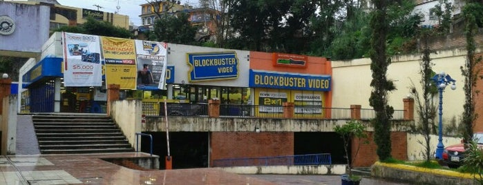 Blockbuster is one of Cine en Xalapa.