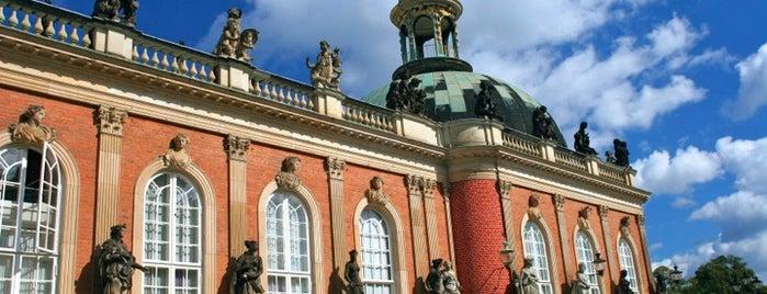 Nouveau Palais is one of Brandenburg Blog.