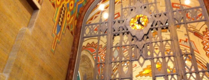 Guardian Building is one of Favorite Places in Detroit #visitUS.