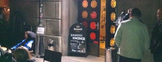 Kinodvor is one of Trip 2019.